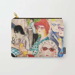 summer in Cambridge Carry-All Pouch