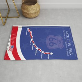 Route66 Rug