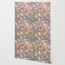 Skin Tones - Liquid Makeup Foundation - on Gray Wallpaper