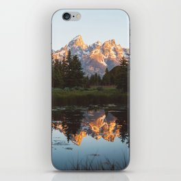 Summer in the Tetons 2 iPhone Skin