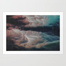 Word of Dream Art Print