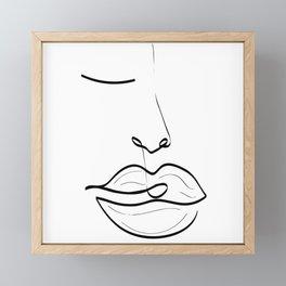 Enhanced Framed Mini Art Print