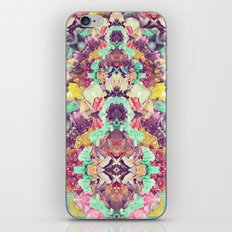 Opal with phantoms  iPhone Skin
