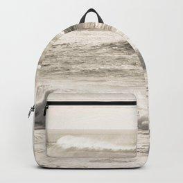 Windswept Waves Backpack