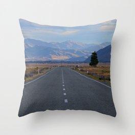 Roadie Throw Pillow
