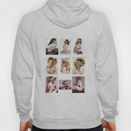 9 COLLAGE SERIES Hoody