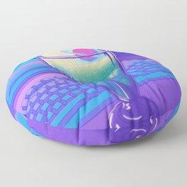 Space Cream Soda Floor Pillow