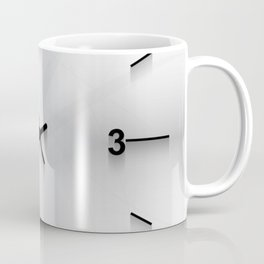 Wall clock background Coffee Mug