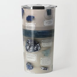 Blue gems Travel Mug