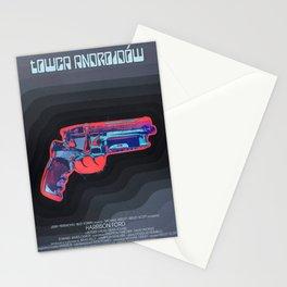 Rare Polish Blade Runner Poster Stationery Cards