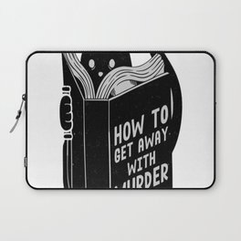How to get away with murder Laptop Sleeve