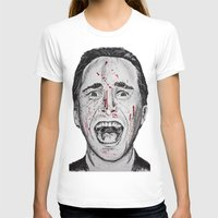 american psycho T-shirts featuring American Psycho by Haley Erin