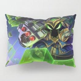 Final Boss Veigar League Of Legends Pillow Sham
