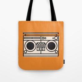Kickin' It Old School Tote Bag