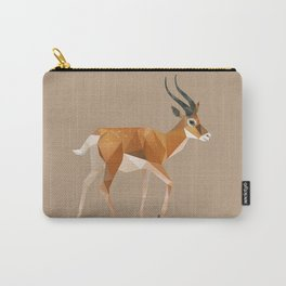 Gazelle. Carry-All Pouch
