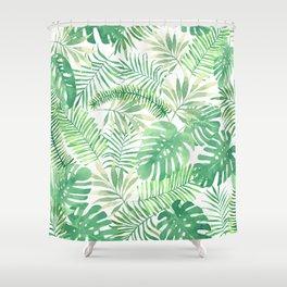 Wild Tropic Shower Curtain