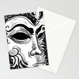 Dream of the Mask Stationery Cards