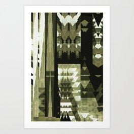 Nairobi IV Art Print