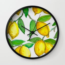 It's The Zest Wall Clock