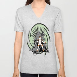 Game of Clones Unisex V-Neck