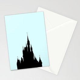 Cinderella Castle Stationery Cards