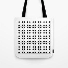 Geometric Pattern #70 (domino) Tote Bag