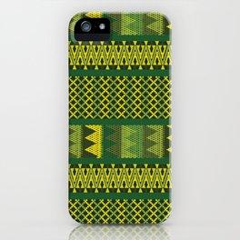 Parramos iPhone Case