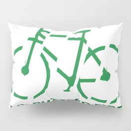 My puzzled ride Pillow Sham