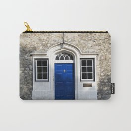 Blue Door Carry-All Pouch
