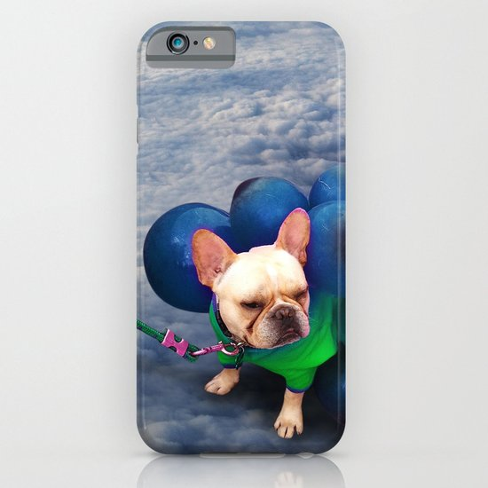 Up in the Clouds iPhone & iPod Case