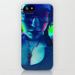 Cybernetic Celluloid iPhone Case