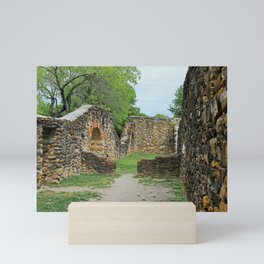 Mission Espada Vi Mini Art Print