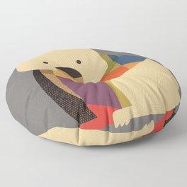 Wombat Floor Pillow