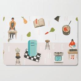 Cooking Mama Cutting Board