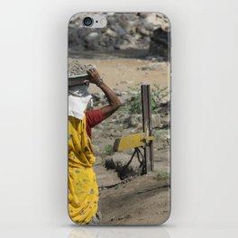 Jaipur Rubble iPhone Skin