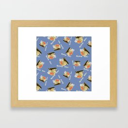 airplane rides-fifty cents Framed Art Print