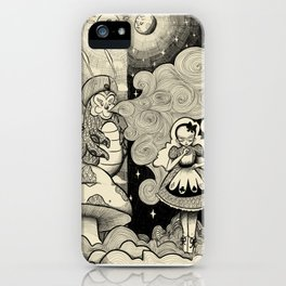 Alice: Lost iPhone Case