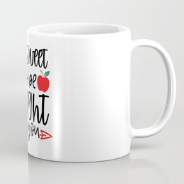 How sweet it is to be taught by you Coffee Mug