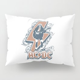 acdc angus young Pillow Sham