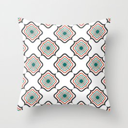 Personal Pattern - 1 Throw Pillow
