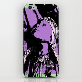 Pigtails iPhone Skin