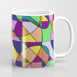 Pastel Pieces Coffee Mug