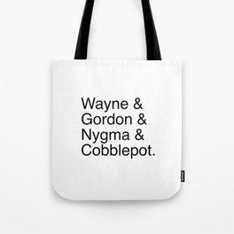 Gotham's Best Tote Bag