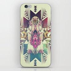 Tiger Chaman  iPhone & iPod Skin