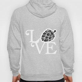 love - I love beer Hoody