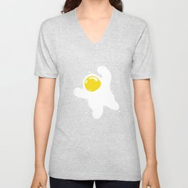 Fried Egg Odyssey Unisex V-Neck