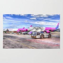 Wizz Air Aircraft Rug