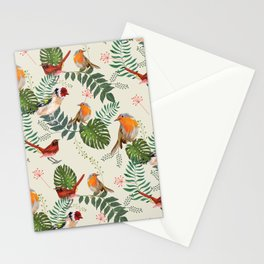 large fauna birds Stationery Cards