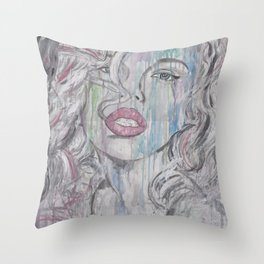 My Obsession Throw Pillow