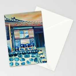 Hansik Stationery Cards